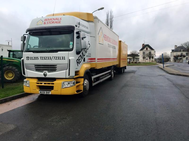 DPH Removals France