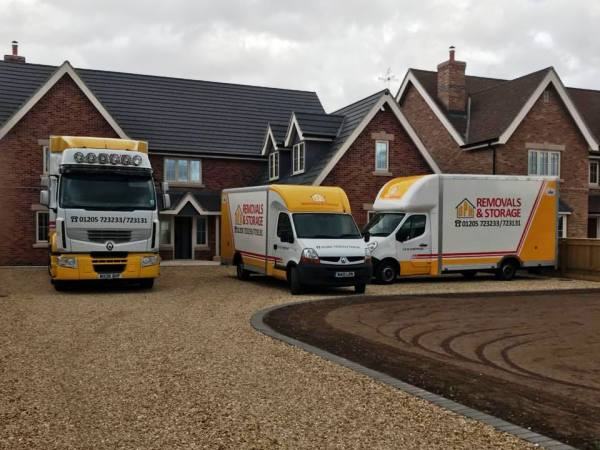 Removals Spalding