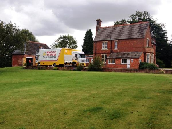 Removals Market Deeping